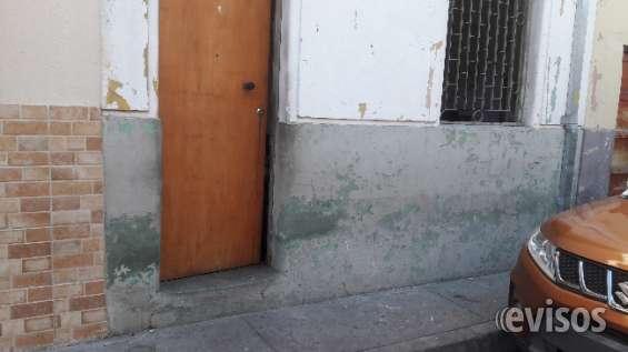 Oferta!! casa en barrio victoria stgo centro
