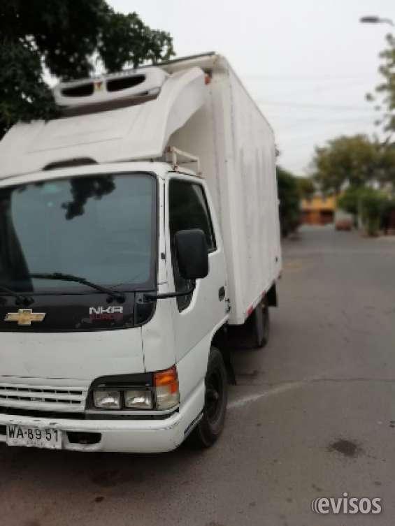 Camión nkr 3.1 2006 con frio