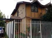 Vendo casa 112m ampliada 3 dorm 2 baños Villa Los Prados