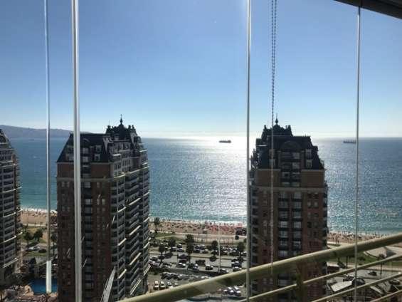 Vendo departamento con hermosa vista en viña del mar