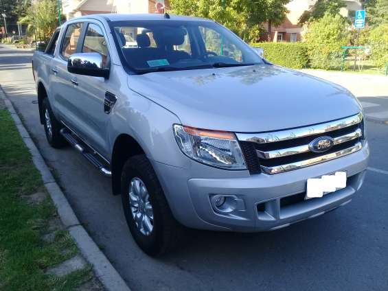 Ford ranger 2014 xlt full uso familiar