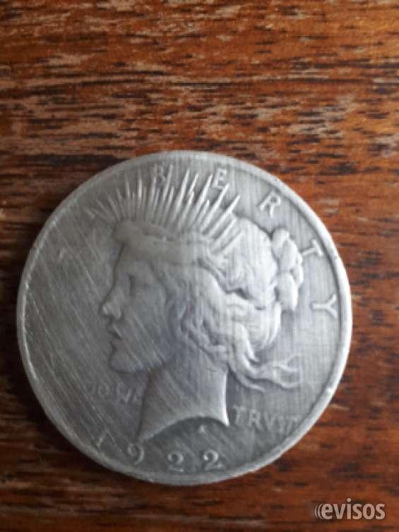 Moneda antigua americana 1 dólar