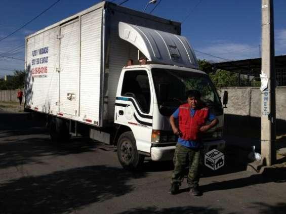 Chofer ayudantes a4 camion cerrado y plano
