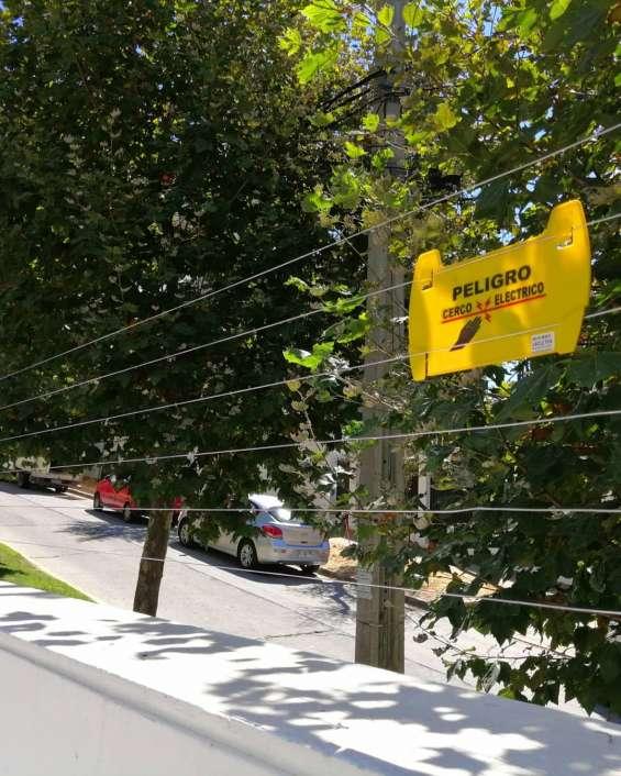 Cercos electricos en curauma / seguridad valparaiso