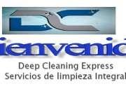 Empresa de limpieas profundas a domicilios