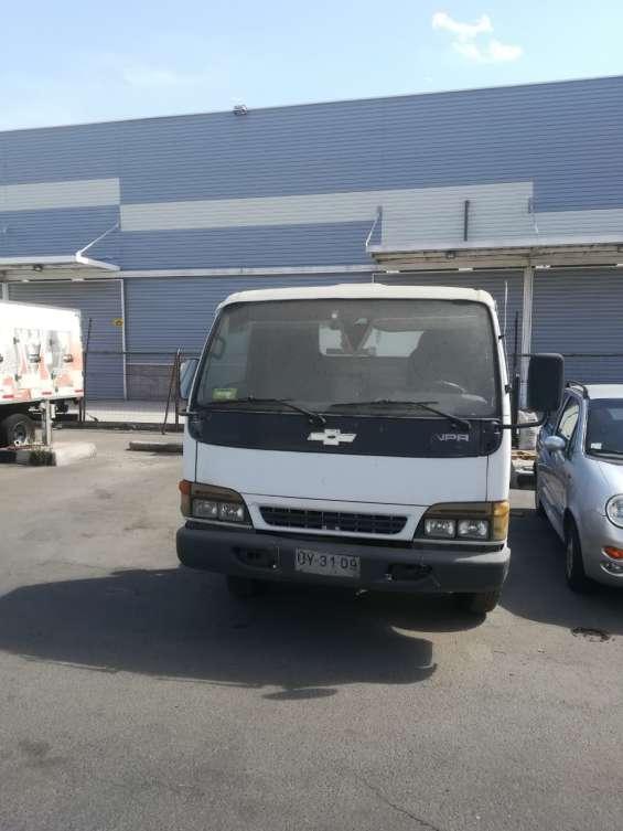 Venta camión chevrolet npr año 2002