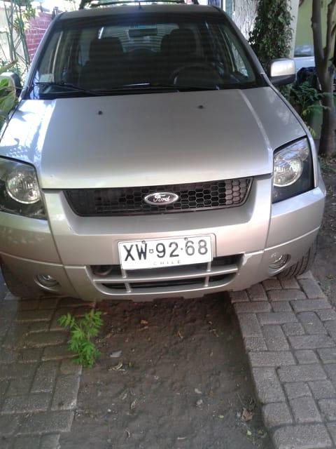 Ford ecosport xlt 2007
