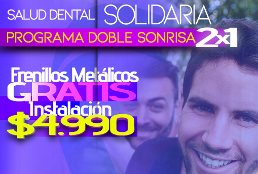 Salud dental solidaria,  clínica dental  el arca, chile.