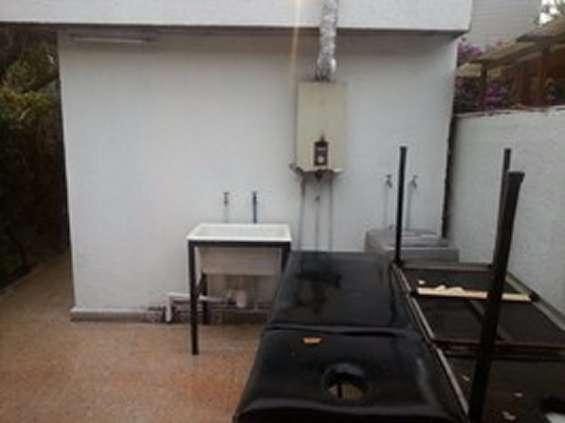 Fotos de Vendo casa 4 dormitorios en las condes, también comercial 9