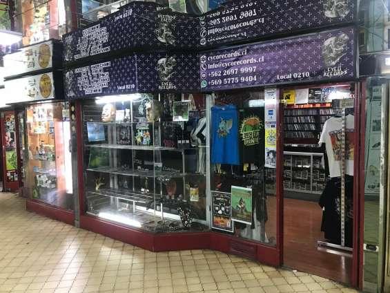 Local comercial santiago centro