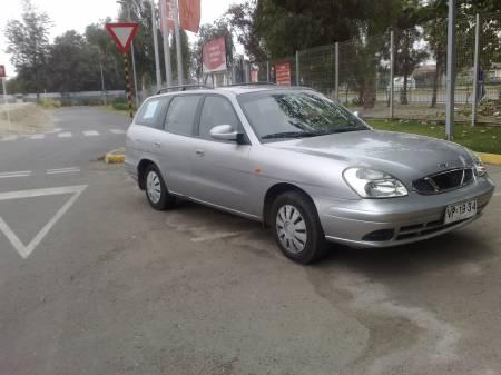 Vendo sw daewoo nubira 1.6 año 2003