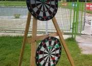 Arriendo de juegos / Tiro al blanco y Tiro Penal