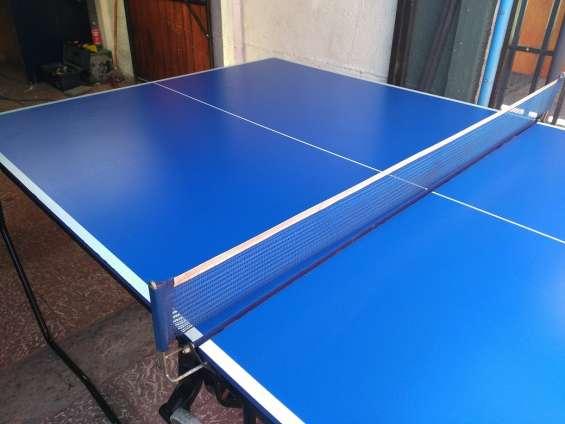 Arriendo mesas de ping pong