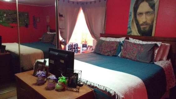 Dormitorio ampliado