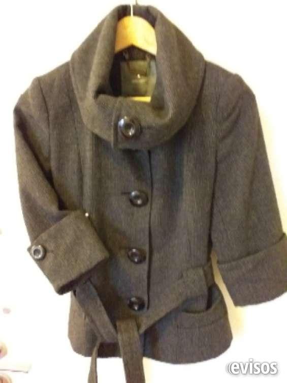 Abrigo corto mujer talla 40