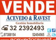 Acevedo &ravest vende terreno en limache.