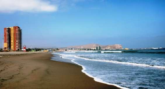 Arriendo depto full alta calidad vista a mar en arica