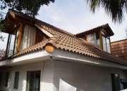 Hermosa casa en peñalolén