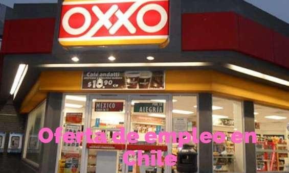 Tiendas oxxo – 110 ofertas de trabajo en chile