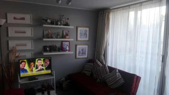 Arriendo departamento home studio santiago centro