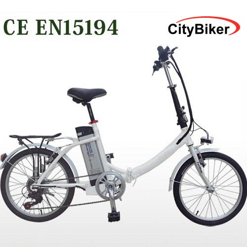 Bicicletas electricas plegable aro 20 250w