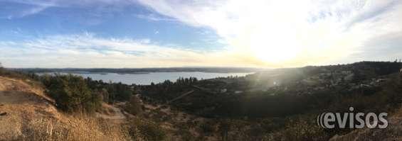 Sitio lago rapel con acceso lago