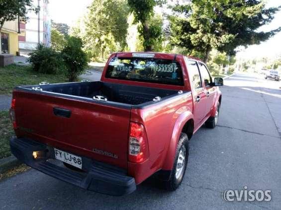 Se vende camioneta chevrolet dmax