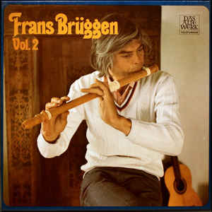 Frans bru?ggen ?– vol. 2 (recorder works by 10 italian composers)