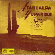 Atahualpa yupanqui – volumen no. 6