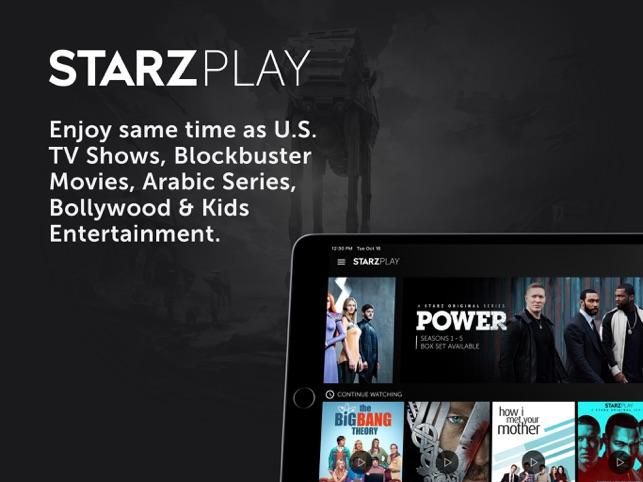 Starzplay Play