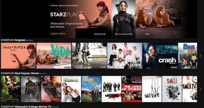 Starzplay promete dar pelea a Netflix