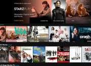 Llega a Chile nuevo servicio de streaming llamado Starzplay