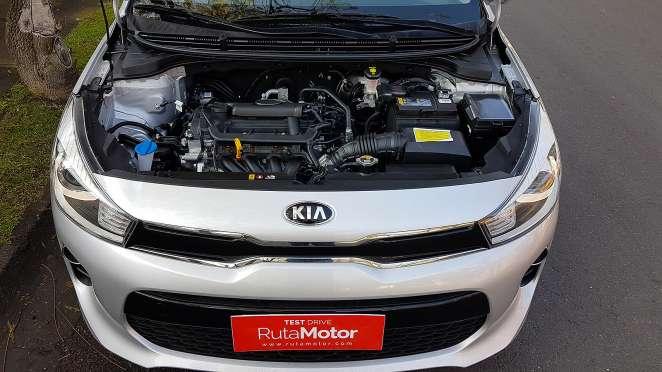 Motor del Kia Rio