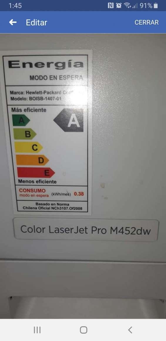 Fotos de Hp color laserjet pro m452dw 2