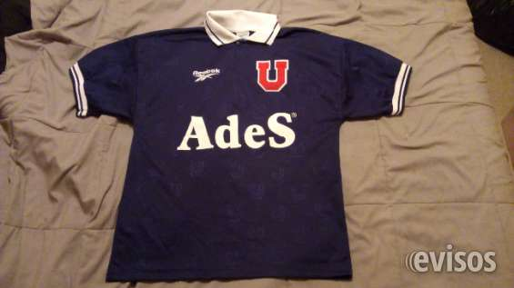 Vendo camiseta u de chile