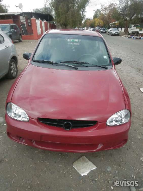 Vendo chevrolet corsa swing