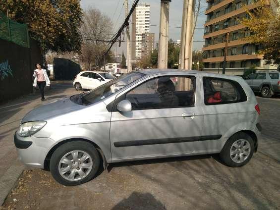 Hyundai getz año 2008 3 puertas