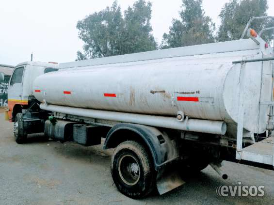 Fotos de Vendo camión aljibe diesel. optimo estado. 7