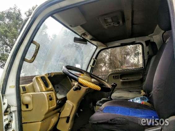 Fotos de Vendo camión aljibe diesel. optimo estado. 8
