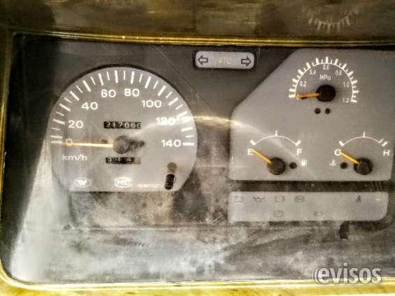 Fotos de Vendo camión aljibe diesel. optimo estado. 9
