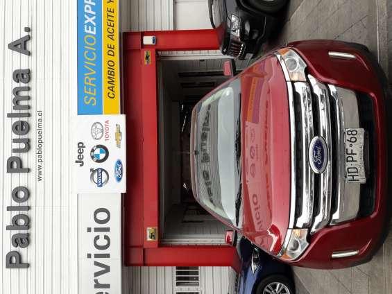 Vendo ford edge 3.5 sel 4wd 2015