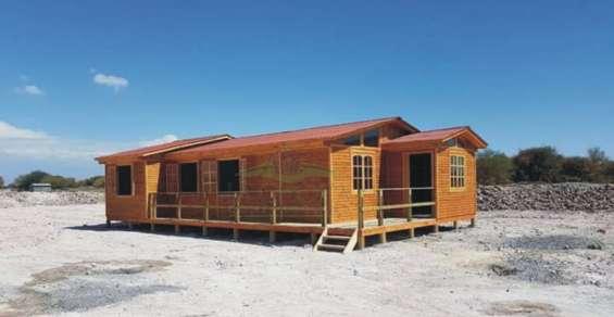 Casa 72m.2 living comedor cocina americana 4 dormitorios 2 baños