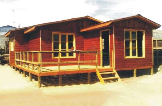 Casa 54m.2 living comedor cocina americana 3 dormitorios 1 baño