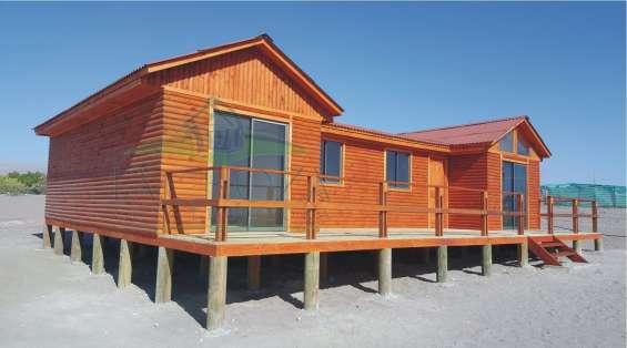 Casa 84m.2 living comedor cocina americana 4 dormitorios 2 baños
