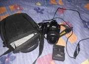 Nikon d3000 impecable