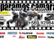 Reparamoscamarasfotograficas y de video
