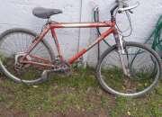 Bicicletamarco de aluminio