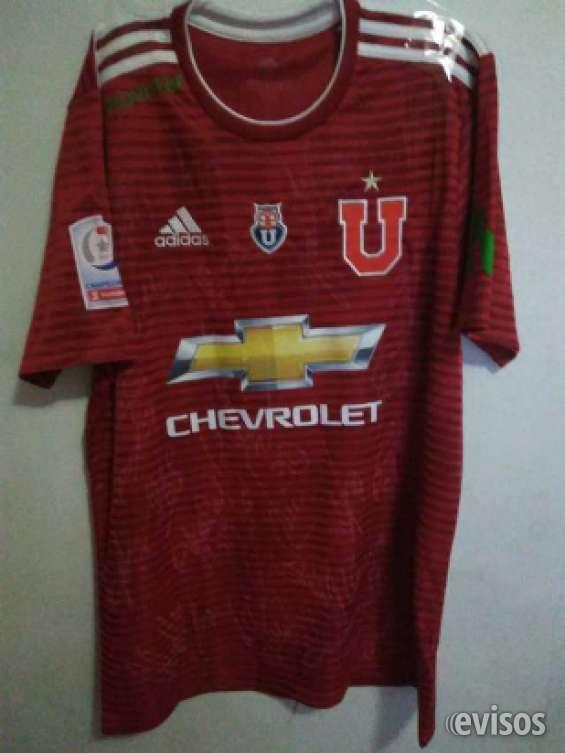 Camiseta temporada 2018 universidad de chile