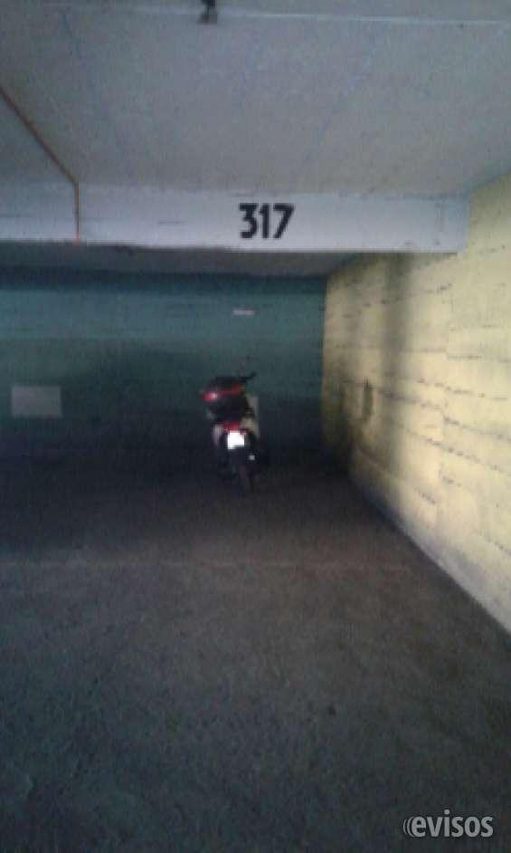 Arriendo estacionamiento