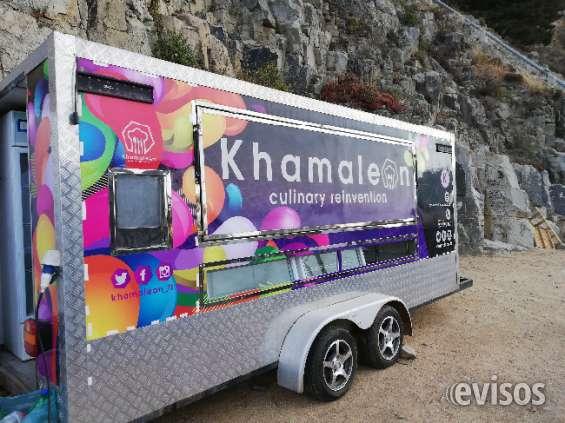 Food truck khamaleon pipo